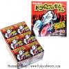 Dracula Gum หมากฝรั่งเปลี่ยนสีลิ้นเป็นสีแดง ลายแดรกคูลา รสโคล่า แพ็ค 18 กล่อง