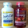 Ivory Caps 1500 mg 60 แคปซูล + Lycopene (สารสกัดมะเขือเทศ) 40 mg 1 ขวด 60 เม็ด