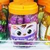พร้อมส่ง **Cube Cheese [Taro] ลูกอมนมอัดเม็ด คล้ายๆ ไมโลคิวบ์ รสเผือกกลิ่นชีส บรรจุ 450 กรัม (ประมาณ 160 เม็ด)