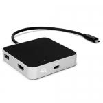 OWC USB-C Travel Dock 5-Port Silver