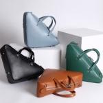กระเป๋าหนังแท้ Balenciaga triangle bags 24cm
