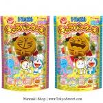 พร้อมส่ง ** Doraemon Pancake ชุดทำขนมแพนเค้กรูปหน้าโดราเอม่อน ขนมทำมือ ของเล่นกินได้ (ทานได้)