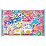 Kracie DIY Candy Rainbow Orbeez Gummy (Nijiiro Tsubutsubu land) ชุดทำเยลลี่กัมมี่สีสายรุ้งเป็นเม็ดๆ แล้วมาประกอบเป็นรูปร่างต่างๆ (กินได้)