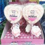 พร้อมส่ง ** Marshmallow Pop [Strawberry] มาร์ชแมลโลป๊อป กลิ่นสตรอเบอร์รี่ บรรจุ 60 กรัม (สินค้ามีอย.ไทย) 1 ชิ้น