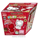 Kutsuwa Eraser making kit -Hello Kitty- ชุดทำยางลบ ลายคิตตี้ ชุดประดิษฐ์ยางลบใช้เองส่งเสริมการเรียนรู้ น่ารักมากๆ เลยค่ะ ใช้แค่น้ำและเตาไมโครเวฟก็สามารถทำเองได้ง่ายๆ แล้วค่ะ