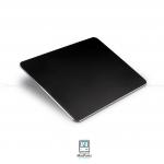 Mouse Pad Aluminum Black แผ่นรองเมาส์ อลูมิเนียม