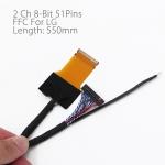 FFC FPC LVDS2 ch 8-bit 51 pins LG