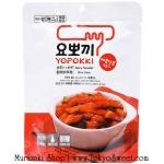 Yopokki Sweet & Spicy Tokpokki ต๊อกป๊อกกิซอสเผ็ด ขนาด 140 กรัม