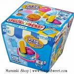พร้อมส่ง ** Kutsuwa Eraser making kit -ICE CREAM- ชุดทำยางลบ เซ็ตไอศครีม ชุดประดิษฐ์ยางลบใช้เองส่งเสริมการเรียนรู้ น่ารักมากๆ เลยค่ะ ใช้แค่น้ำและเตาไมโครเวฟก็สามารถทำเองได้ง่ายๆ แล้วค่ะ