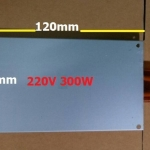Hot Plate 220V (ฮอตเพลท)120mmX70mm