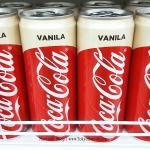 พร้อมส่ง ** Coke Vanila โค้กวนิลา โค้กรสชาติดี กลิ่นหอมมากๆ 1 กระป๋อง