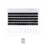 "923-01455 Keyboard Button Set US, ชุดปุ่มภาษาอังกฤษ MacBook Pro Retina 13"" Touch Bar 2016"