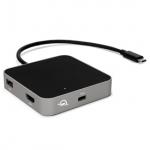 OWC USB-C Travel Dock 5-Port Space Gray
