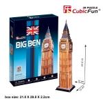 Big Ben บิกเบน Size 9*9*41 cm Total 30 pcs.