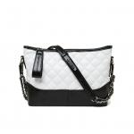 กระเป๋าหนัง GBL ขาว-ดำ 8นิ้ว