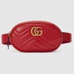 กระเป๋าคาดเอว GG (Red)