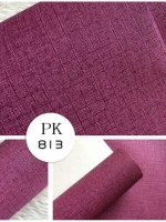 wallpaper ติดผนัง ไตส์โมเดิร์น เรียบหรู สีม่วง