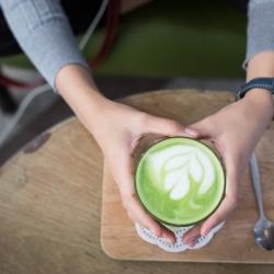 ชาเขียวช่วยเพิ่มคอเรสเตอรอลดี ได้ด้วยนะ