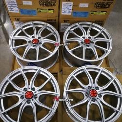Rayswheel Gramlight 57FXX 18x8.5+38 5-114.3 SU