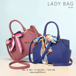 กระเป๋าสะพายข้าง กระเป๋าถือ รุ่น LADY BAG