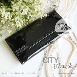 กระเป๋าสตางค์ผู้หญิง CITY-Black