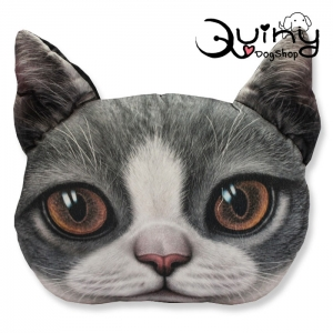 หมอนหน้าแมว สโนวชู