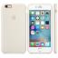 iPhone 6,6S Silicone Case -White , เคสซิลิโคน iPhone 6,6s - สีขาว thumbnail 2