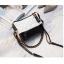 กระเป๋า chanel gabrielle bag size 20 (สีขาว-ดำ) thumbnail 1