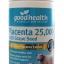 รกแกะ Good Health Sheep Placenta 25,000 mg. plus Grape Seed 1 ขวด 60 เม็ด จากนิวซีแลนด์ thumbnail 4