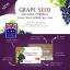Angel's secret Grape Seed Extract 60,000 mg MAX 180 เม็ด สารสกัดเมล็ด60,000 mg.สารสกัดจากเมล็ดองุ่นเข้มข้นที่สุด บำรุงผิวให้ขาวกระจ่างใส ลดเส้นเลือดขอด จากออสเตรเลีย thumbnail 8