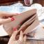 กระเป๋าสตางค์ผู้หญิง ใบยาว แบบบาง เรียบ รุ่น BASIC SLIM thumbnail 10