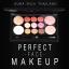 PERFECT FACE MAKEUP By Aura Rich เมคอัพออร่าริช เนื้อสีติดทนนานถึง 12 ชม. ไม่เป็นฝุ่น ไม่เป็นคราบ กันน้ำ 100 % 1 เชตมี 5 อย่าง thumbnail 6