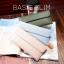 กระเป๋าสตางค์ผู้หญิง ใบยาว แบบบาง เรียบ รุ่น BASIC SLIM thumbnail 3