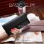 กระเป๋าสตางค์ผู้หญิง ใบยาว แบบบาง เรียบ รุ่น BASIC SLIM thumbnail 4