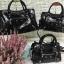 กระเป๋าหนังแท้ Balen Black size24Cm thumbnail 1