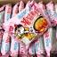 พร้อมส่ง ** (ยกลัง 40 ห่อ) Samyang Hot Chicken Ramen Carbonara มาม่าเผ็ดเกาหลีแบบแห้ง รสคาโบนาร่า 130 กรัม (ส่งเอกชนลังละ 100 บาท / Kerry 155 บาท / หรือมารับเองได้ที่หน้าร้านค่ะ (สั่ง 10 ลังส่งเอกชนฟรี)) thumbnail 2