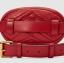 กระเป๋าคาดเอว GG (Red) thumbnail 2
