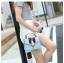 กระเป๋าหนัง Sylvie leather mini bag (Blue) thumbnail 3