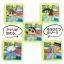 Crayon Shinchan Gummy เยลลี่กัมมี่ลายชินจังและครอบครัว รสโซดา แพ็ค 100 ชิ้น thumbnail 2