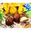 Gudetama Custard Choco ช็อคโกแลตสอดไส้ครีมคัสตาร์ด มาในแพคเกจรูปไข่ขี้เกียจสุดน่ารัก บรรจุ 18 ชิ้น thumbnail 2