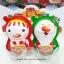 พร้อมส่ง ** Choco Egg - Merry Christmas ไข่ช็อคโกแลตคริสต์มาส แถมของเล่น 1 ลูก (สินค้ามีอย.ไทย) thumbnail 1