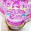Choco Egg - Super Egg Surprise ไข่ช็อคโกแลตลูกใหญ่เท่าฝ่ามือ สีชมพู แถมของเล่น thumbnail 1