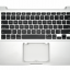 661-6076 Housing, Top Case, with Keyboard, US MacBook Pro (15-inch, Late 2011); MacBook Pro (15-inch, Early 2011) thumbnail 1