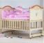 B10142 เตียงนอนเด็กไม้สีขาว (WT1) รุ่นอเนกประสงค์ปรับใช้ได้หลายฟังชันส์ thumbnail 5