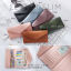 กระเป๋าสตางค์ผู้หญิง ใบยาว แบบบาง เรียบ รุ่น LETTER SLIM thumbnail 1