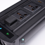 Universal power supply / Electric rotation Desktop socket /hidden/HDMI USB CABLE socket/ปลั๊กไฟเอนกประสงค์ thumbnail 4