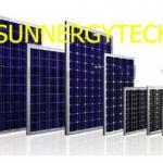 แผงโซล่าเซลล์ชนิดโพลี่_solar panel polycrystalline