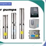 ชุดปั๊มน้ำโซล่าเซลล์solar pumping inverter