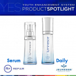 Luminesce Cellular Rejuvenation Serum + Daily Moisturizing Complex