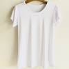 JJZ001 Basic T-Shirt / White
